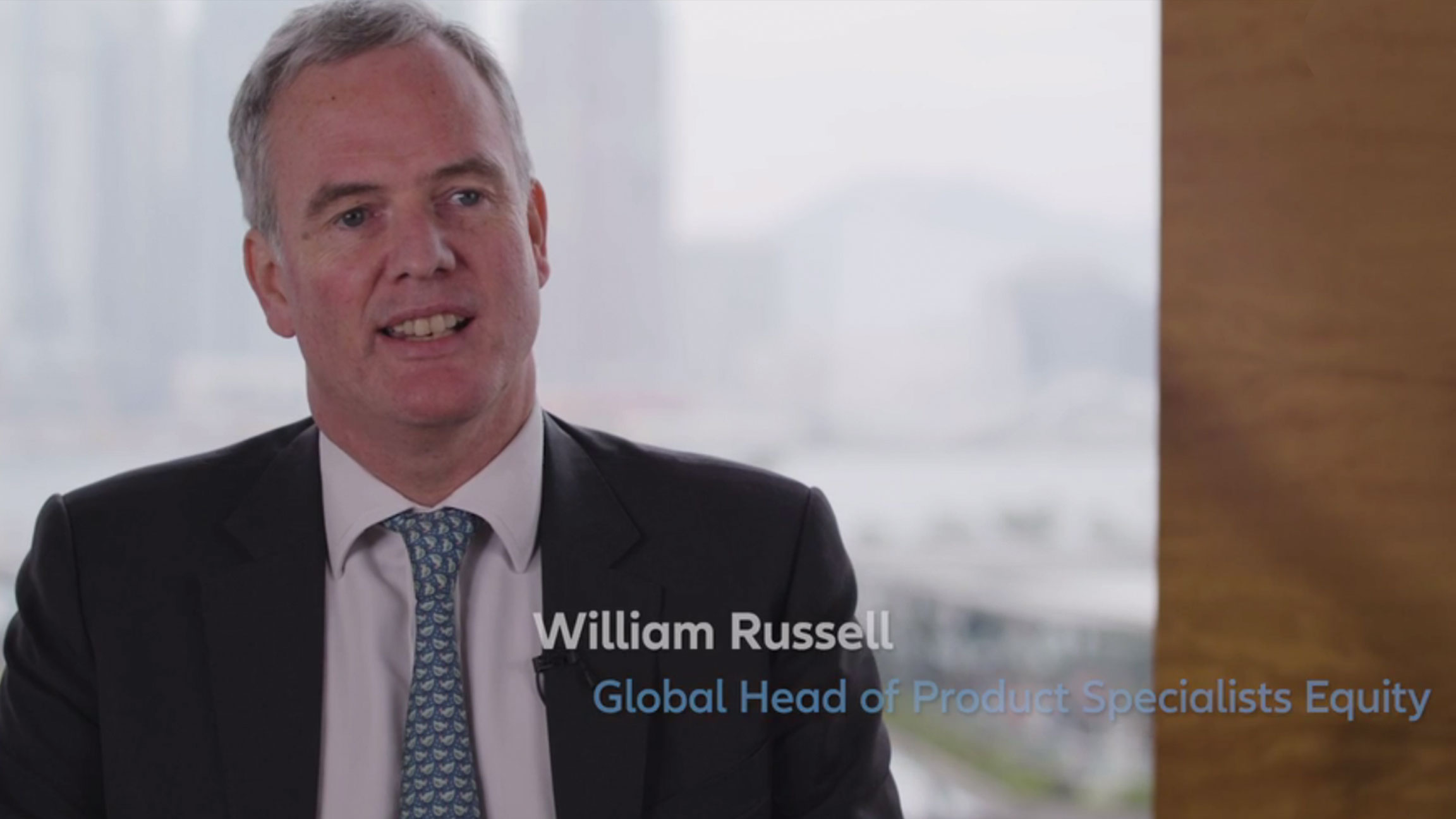 Video Why China is an asset class in its own right