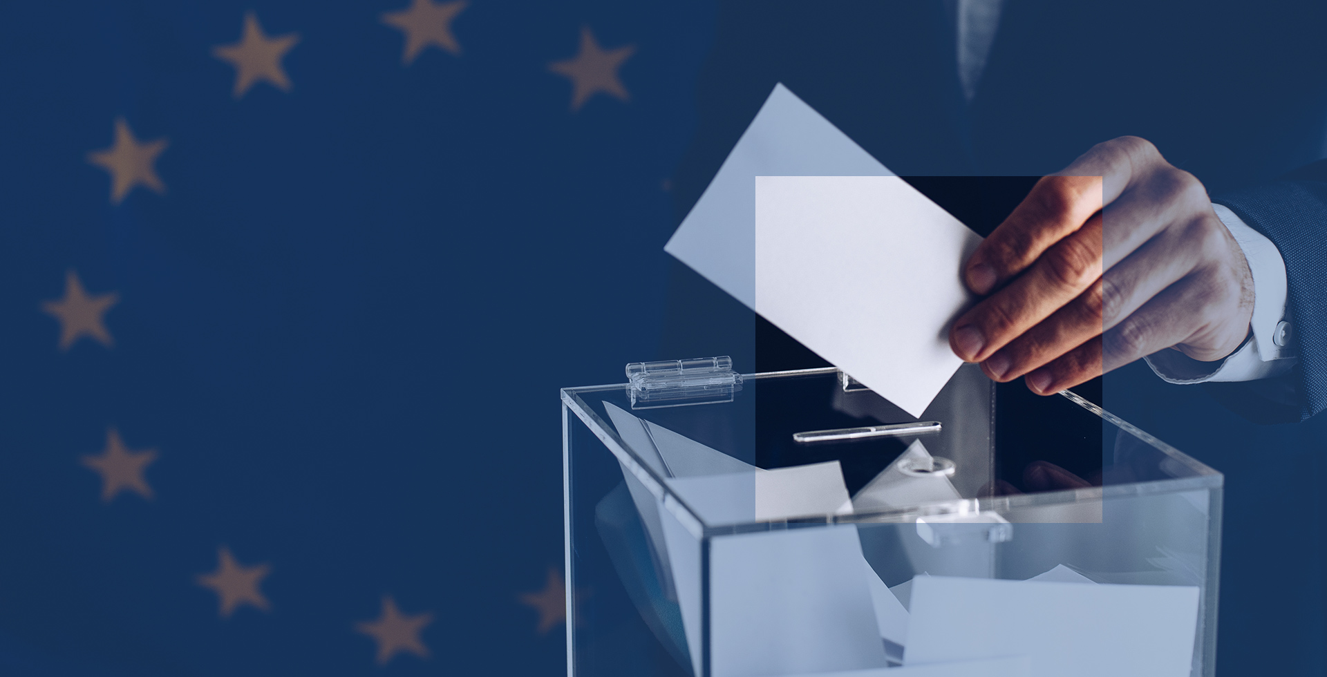 European elections Vote active