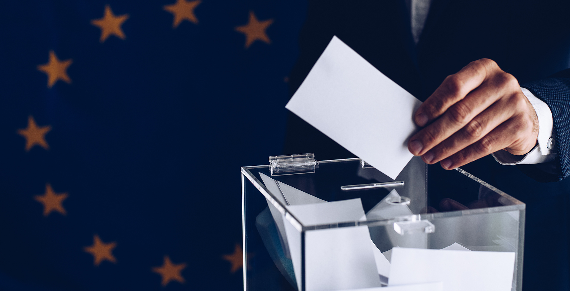 European elections Vote