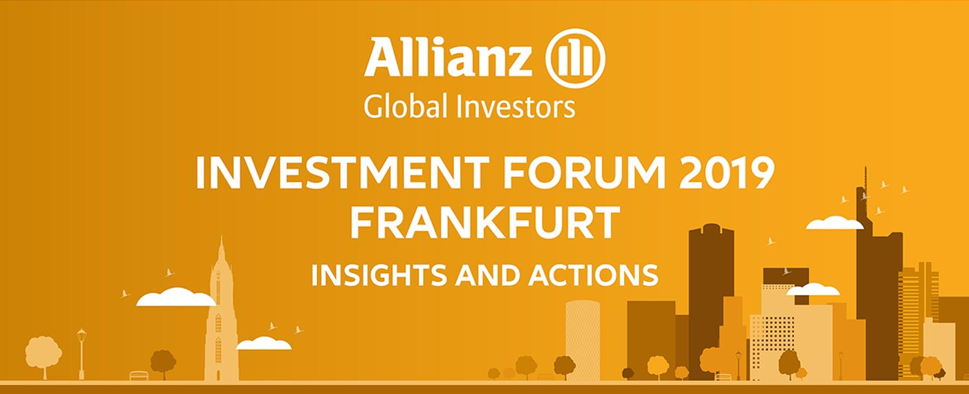 Investment Forum 2019 - Frankfurt