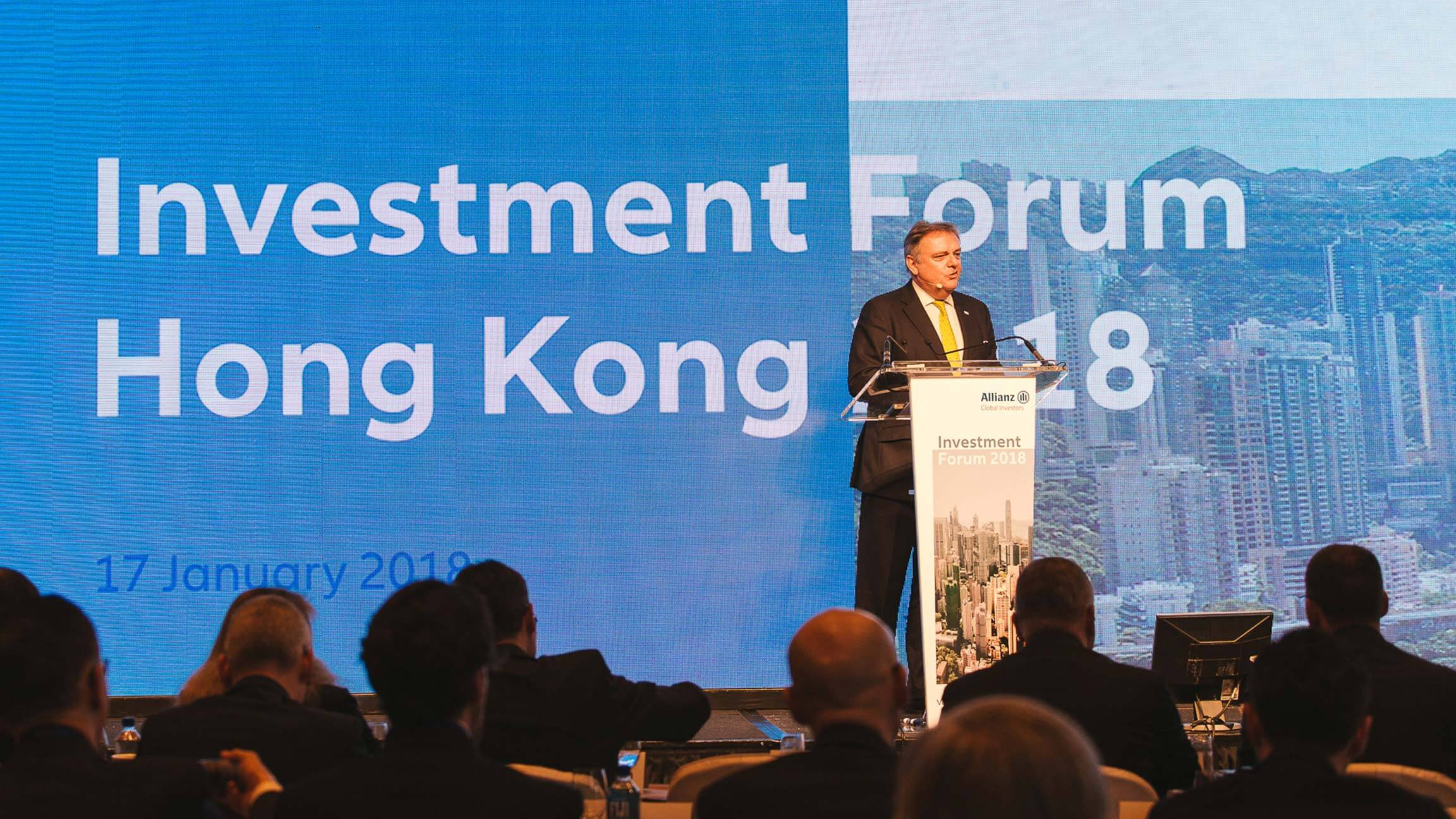 Hong Kong Investment Forum