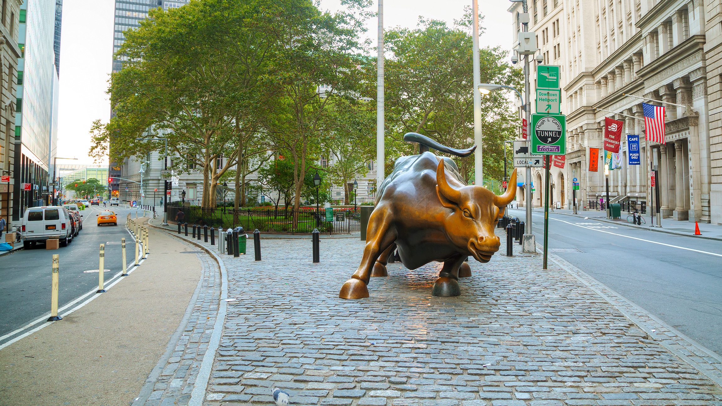 Will rising uncertainty halt the charging bull?